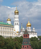 Bell Tower Of Ivan the Great in Moscow Kremlin Royalty Free Stock Images