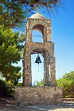 Bell Tower On Kos Island Royalty Free Stock Photos