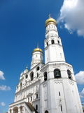 The bell tower in  kremlin Stock Photos