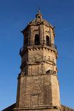 Bell tower of Labastida Stock Photography
