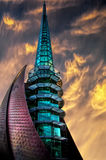 Bell Tower landmark in Perth, Royalty Free Stock Image
