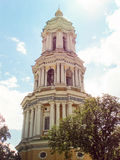Bell tower of the Laura. 