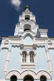 Bell tower in Maloyaroslavets Stock Image