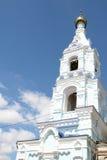 Bell tower in Maloyaroslavets Stock Photography
