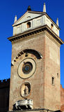 Bell tower, Mantova, Italy Stock Photography
