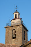 Bell tower of Navascues Stock Photo