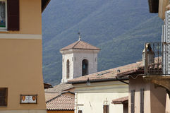 Bell Tower, Norcia. Stock Photography