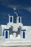 Bell tower in Oia Royalty Free Stock Image