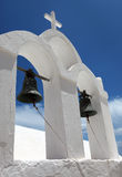 Bell tower Oia, Santorini Royalty Free Stock Image