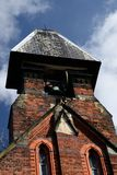 The bell tower. Royalty Free Stock Image
