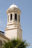 Bell tower orthodox cathedral lemesos cypr Royalty Free Stock Photo