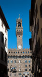 Bell Tower of Palazzo Vecchio, Florence Royalty Free Stock Images