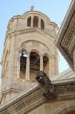 Bell Tower of Phaneromeni church Stock Photography