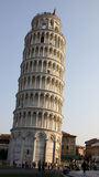 Bell Tower of Pisa Royalty Free Stock Photography