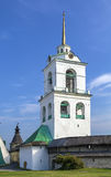 Bell tower, Pskov Stock Photography