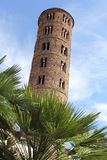 Bell tower, Ravenna Stock Photo