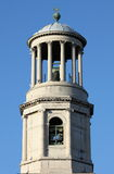 Bell tower of Saint Paul Outside the Walls basilica Stock Photo