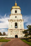 Bell tower of the Saint Sophia Cathedral Royalty Free Stock Images