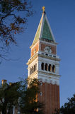 Bell tower of San Marco in Venice Stock Photos