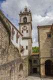 Bell tower of the Santa Clara convent in Amarante Stock Photography