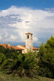Bell Tower Of Santa Maria Assunta Church Stock Photography