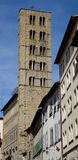 Bell Tower of Santa Maria della Pieve Stock Photos