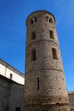 Bell tower of Santa Maria Maggiore Royalty Free Stock Photo