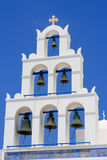 Bell tower. Santorini, Greece Royalty Free Stock Photography