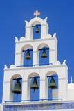 Bell tower. Santorini, Greece Royalty Free Stock Photography
