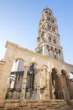 Bell tower in Split, Croatia Stock Photography