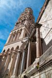 Bell tower, Split Royalty Free Stock Image