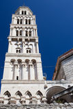 Bell Tower in Split Old Town Royalty Free Stock Image