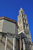 Bell Tower of St. Domnius Royalty Free Stock Photo