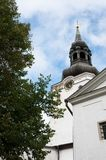 St Mary Cathedral in Toompea Tallinn Estonia Royalty Free Stock Image