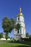 The bell tower of St. Sophia Cathedral Stock Photography