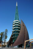 Bell tower. Swan Bells in Perth, Western Australia royalty free stock photos