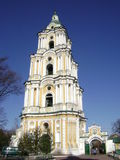 Bell tower. The bell tower of the temple complex in Chernigov Stock Photography