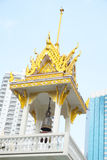 The bell tower of the temple, Thailand Royalty Free Stock Images
