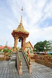 Bell tower Thai Style Royalty Free Stock Images