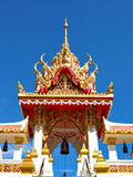Bell tower at Thai temple Stock Images