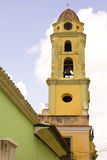 The bell tower. Trinidad, Cuba Royalty Free Stock Images