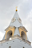 Bell tower of Trinity Church Royalty Free Stock Image
