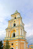 Bell tower of Trinity Monastery, Chernigov, Ukraine Stock Photos