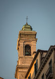 Bell tower venice Royalty Free Stock Images