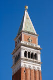 Bell Tower. Venice, Italy Stock Image