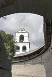 Bell-tower view Royalty Free Stock Photos