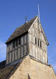 Bell tower, Warwickshire Royalty Free Stock Images