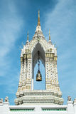 Bell Tower in Wat Pho Royalty Free Stock Photo