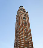 Bell tower of Westminster Cathedral. Stock Photos