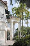 Bell tower in Weston town centre Fort Lauderdale. Florida USA Royalty Free Stock Photo